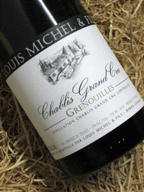 [SOLD-OUT] Louis Michel Grenouilles Grand Cru Chablis 2014