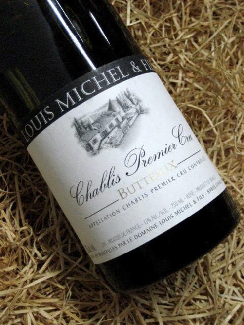 [SOLD-OUT] Louis Michel Premier Cru Chablis Butteaux 2014