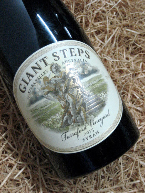 [SOLD-OUT] Giant Steps Tarraford Syrah 2015