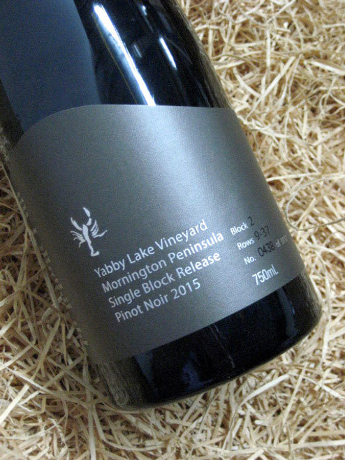 [SOLD-OUT] Yabby Lake Block 2 Pinot Noir 2015