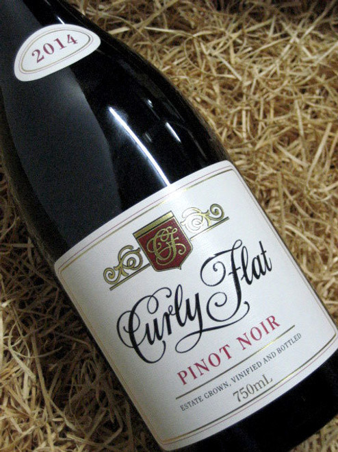 [SOLD-OUT] Curly Flat Pinot Noir 2014