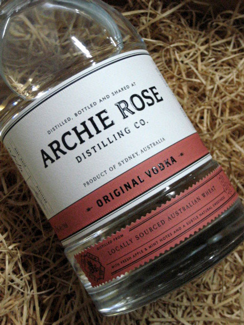 [SOLD-OUT] Archie Rose Original Vodka 700mL