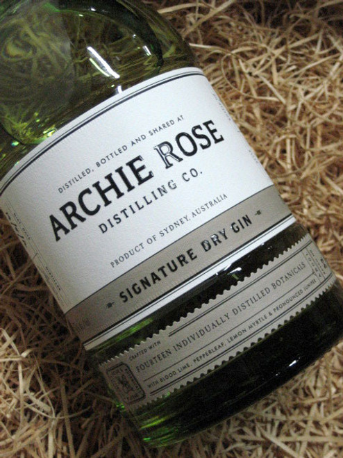 [SOLD-OUT] Archie Rose Signature Dry Gin 700mL