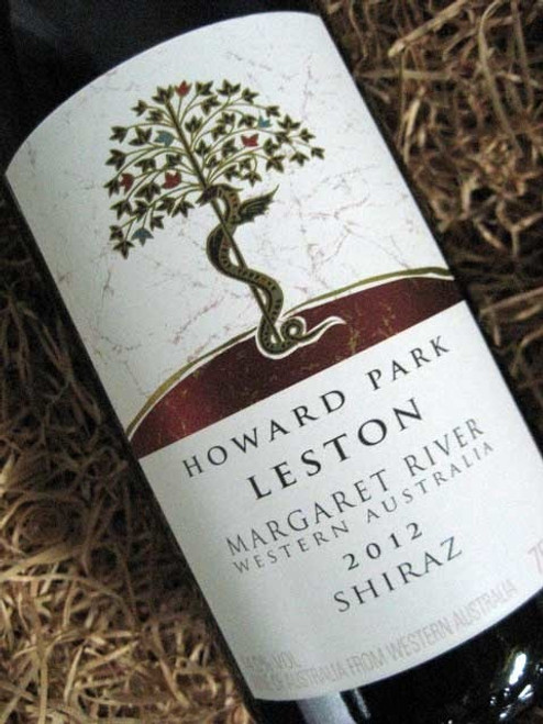 [SOLD-OUT] Howard Park Leston Shiraz 2012
