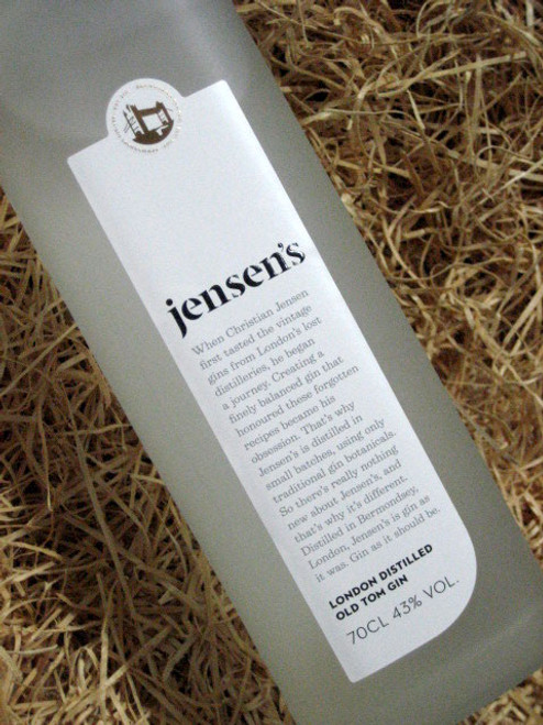 [SOLD-OUT] Jenson's London Distilled Old Tom Gin