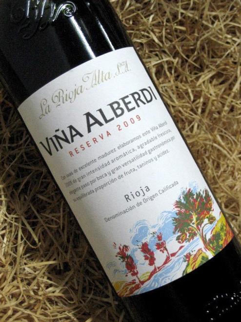 [SOLD-OUT] La Rioja Alta Vina Alberdi Reserva 2009