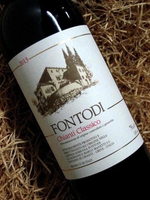 [SOLD-OUT] Fontodi Chianti Classico 2013