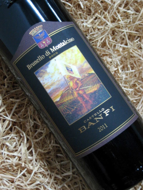 [SOLD-OUT] Banfi Brunello di Montalcino DOCG 2011