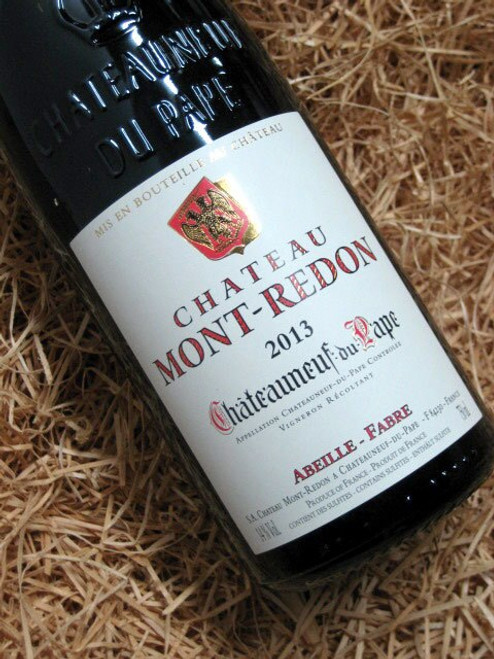 [SOLD-OUT] Chateau Mont-Redon Chateauneuf-du-Pape 2013