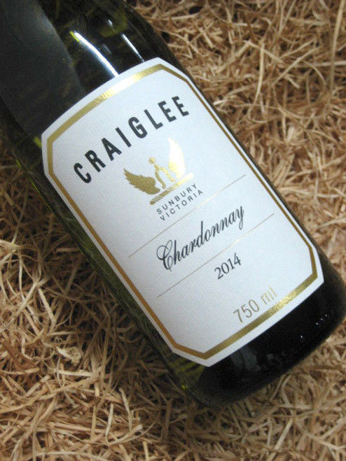 [SOLD-OUT] Craiglee Chardonnay 2014