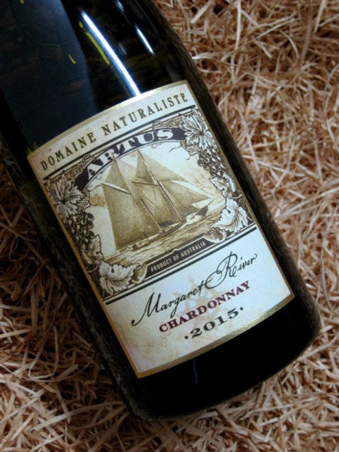 [SOLD-OUT] Domaine Naturaliste Artus Chardonnay 2015