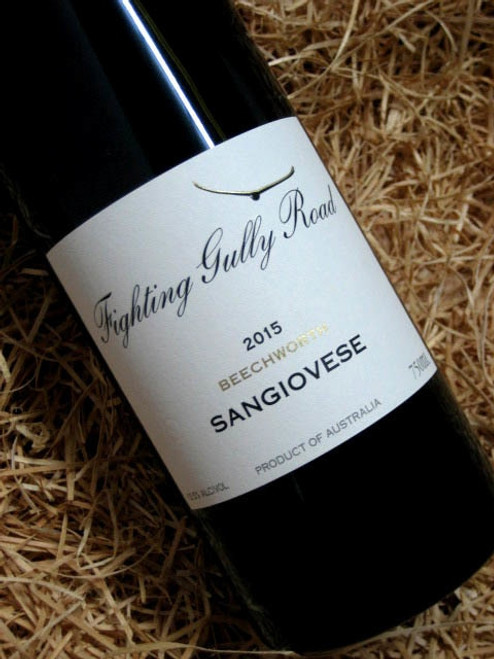 [SOLD-OUT] Fighting Gully Road Sangiovese 2015