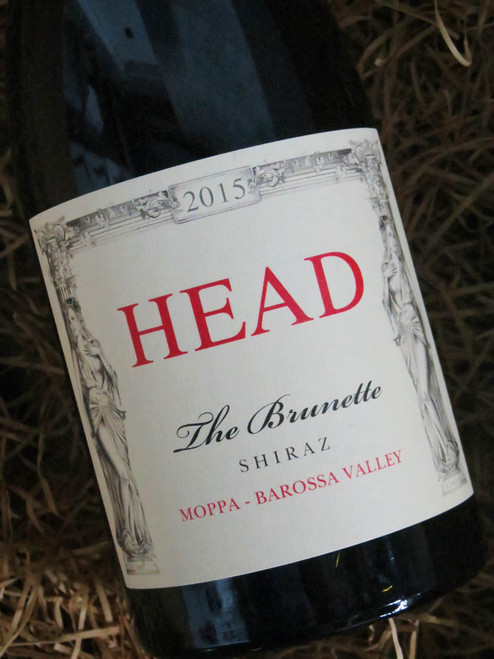 Head Wines The Brunette Shiraz 2015