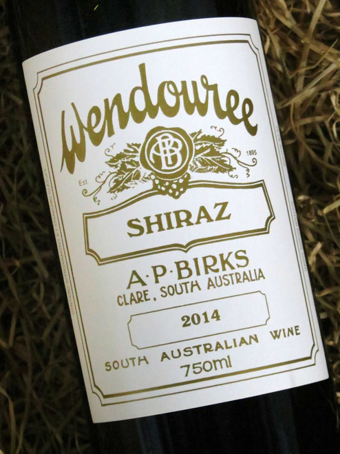 [SOLD-OUT] Wendouree Shiraz 2014