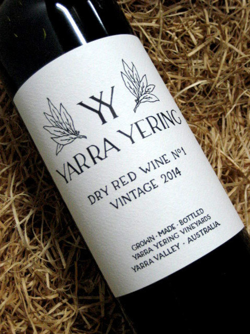 [SOLD-OUT] Yarra Yering Dry Red No 1 2014