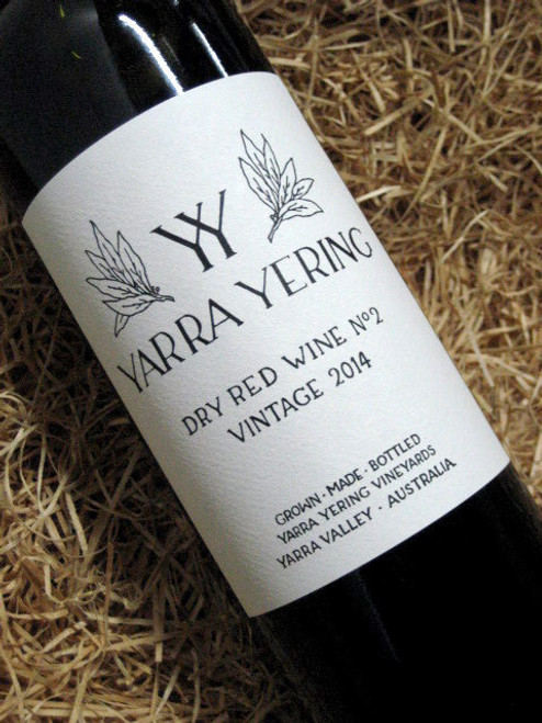 [SOLD-OUT] Yarra Yering Dry Red No 2 2014