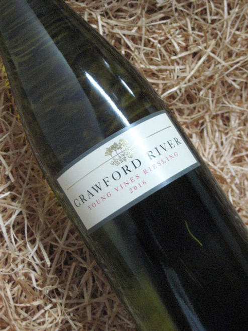 [SOLD-OUT] Crawford River Young Vines Riesling 2016
