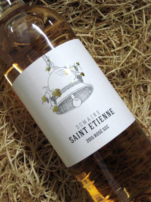 [SOLD-OUT] Domaine Saint Etienne Rose 2015