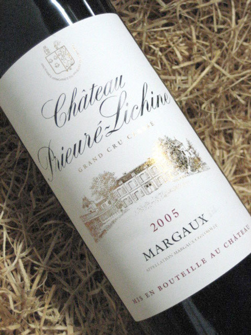 [SOLD-OUT] Chateau Prieure-Lichine Margaux 2005