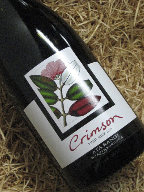 [SOLD-OUT] Ata Rangi Crimson Pinot Noir 2015