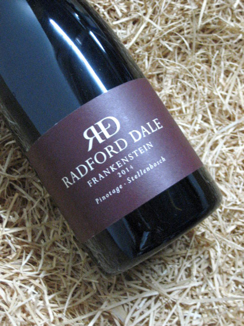 [SOLD-OUT] Radford Dale Frankenstein Pinotage 2014