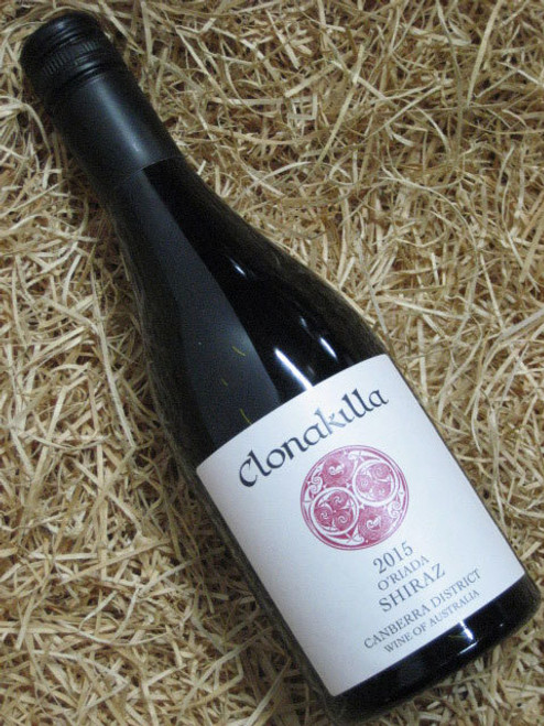 [SOLD-OUT] Clonakilla O'Riada Shiraz 2015 375mL-Half-Bottle
