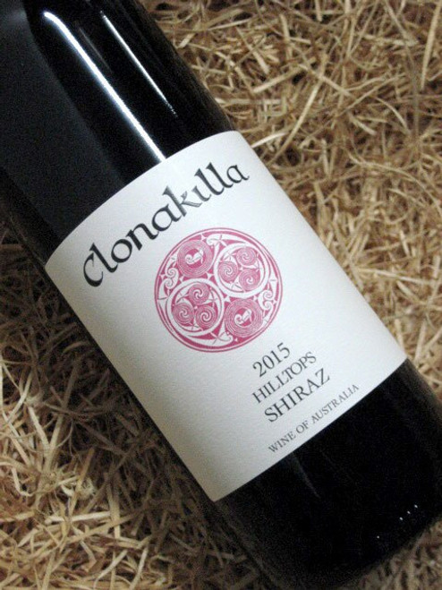 [SOLD-OUT] Clonakilla Hilltops Shiraz 2015