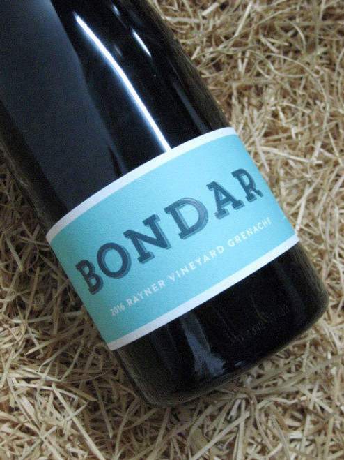 [SOLD-OUT] Bondar Wines Rayner Vineyard Grenache 2016