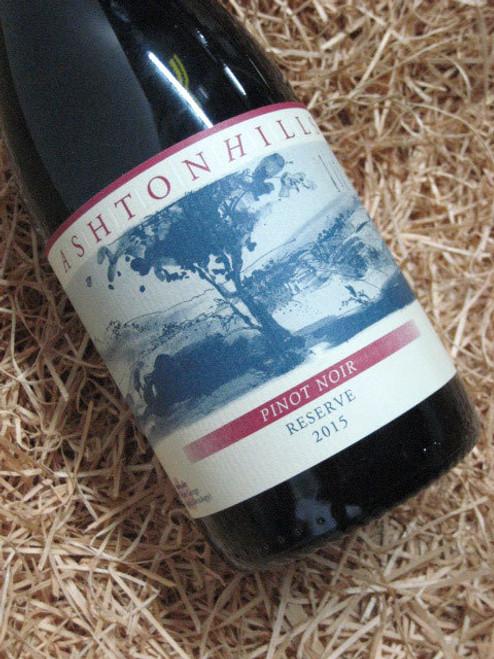 [SOLD-OUT] Ashton Hills Reserve Pinot Noir 2015