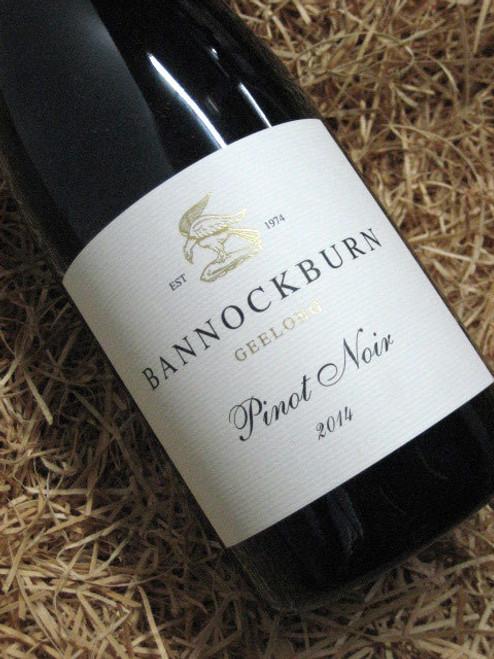 [SOLD-OUT] Bannockburn Pinot Noir 2014