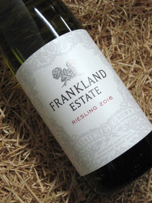 [SOLD-OUT] Frankland Estate Riesling 2016