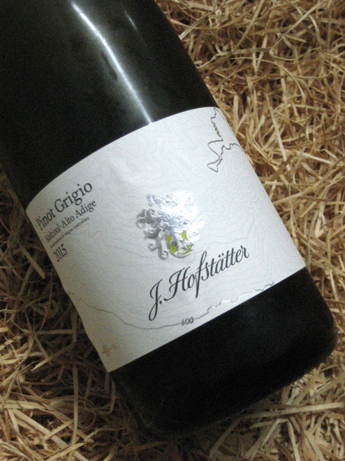 [SOLD-OUT] Hofstatter Pinot Grigio 2015