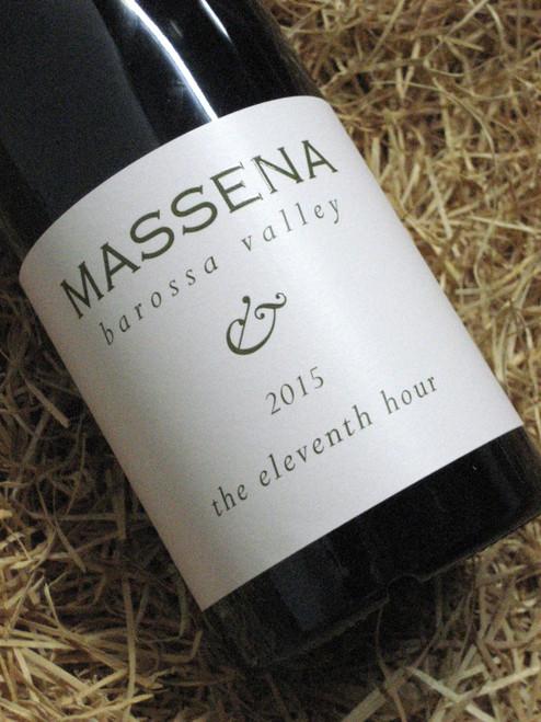 [SOLD-OUT] Massena The Eleventh Hour Shiraz 2015