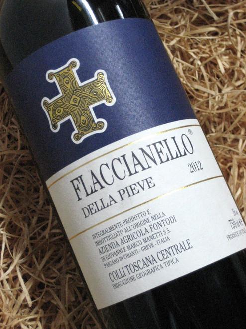 [SOLD-OUT] Fontodi Flaccianello Della Pieve 2012