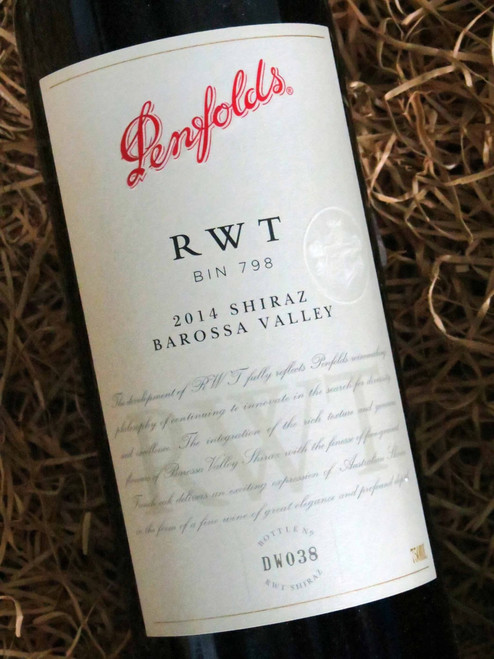 [SOLD-OUT] Penfolds RWT 2014