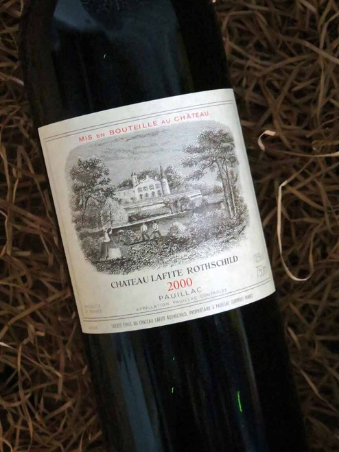 [SOLD-OUT] Chateau Lafite Rothschild 2000