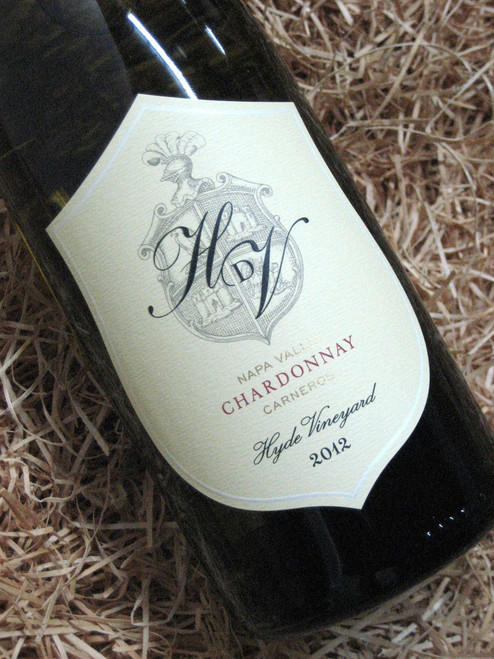 [SOLD-OUT] Hyde de Villaine Carneros Chardonnay 2012