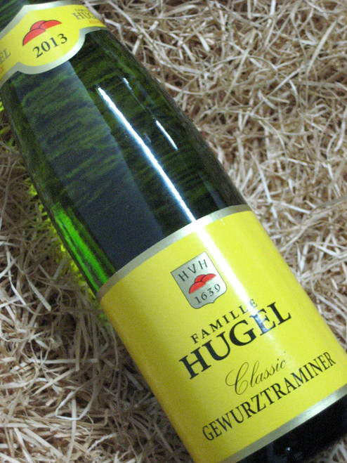 [SOLD-OUT] Hugel Gewurztraminer Classic 2013