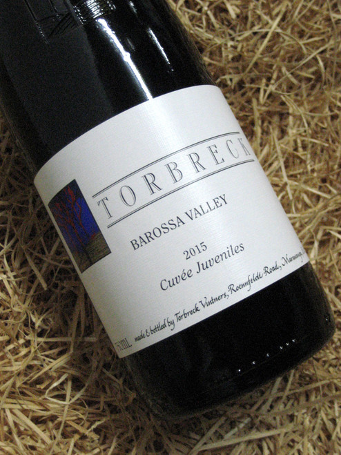 [SOLD-OUT] Torbreck Juveniles Grenache Shiraz Mataro 2015