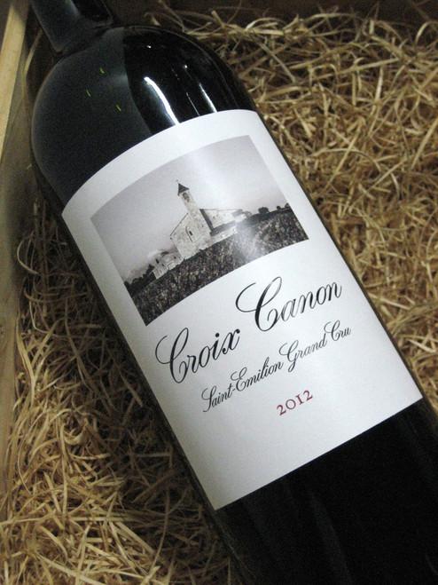 [SOLD-OUT] Croix Canon St Emilion Grand Cru 2012 1500mL-Magnum