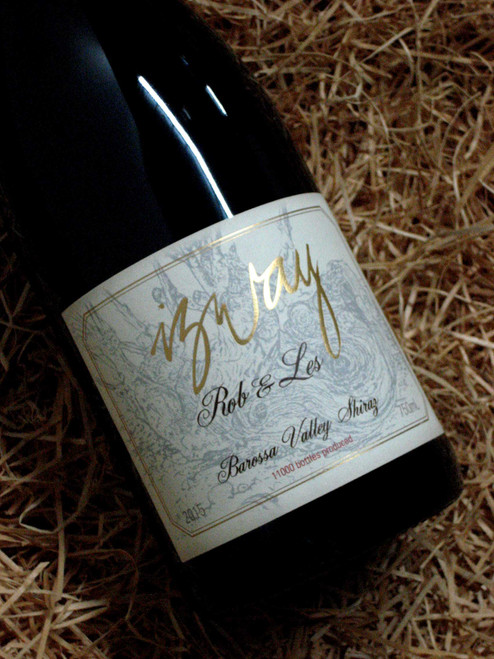 [SOLD-OUT] Izway Rob and Les Shiraz 2015