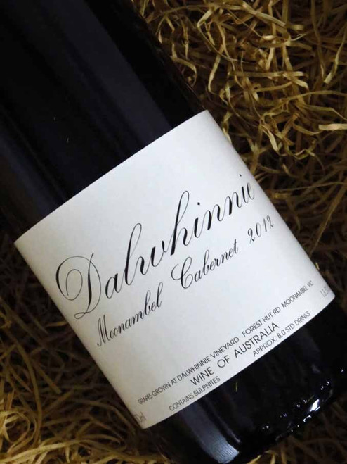[SOLD-OUT] Dalwhinnie Moonambel Cabernet 2012