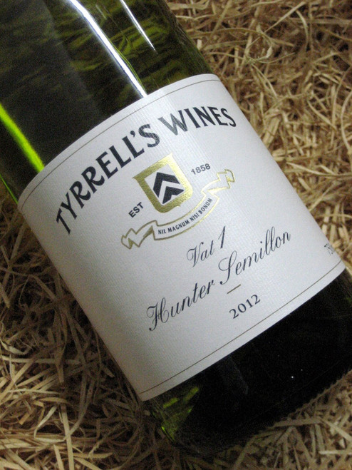 [SOLD-OUT] Tyrrell's Vat 1 Semillon 2012