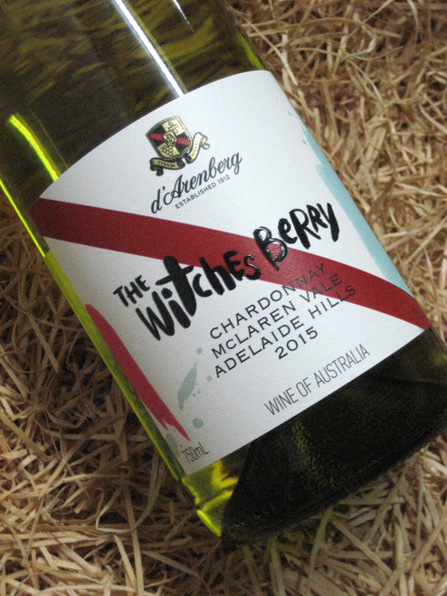 [SOLD-OUT] d'Arenberg Witches Berry Chardonnay 2015