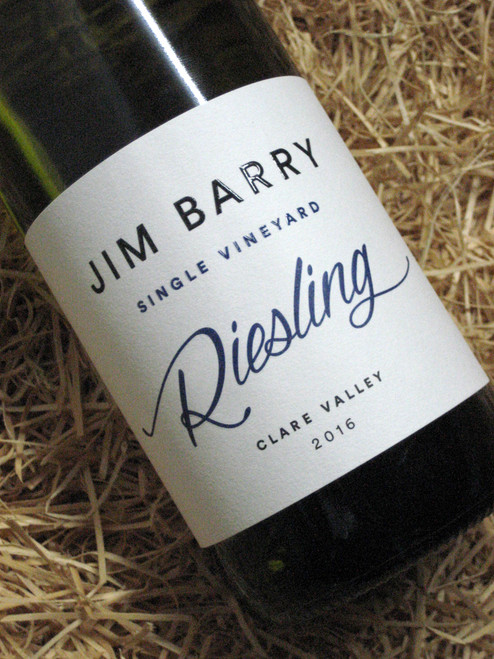 [SOLD-OUT] Jim Barry Single Vineyard Riesling 2016
