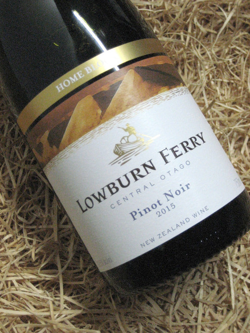 Lowburn Ferry Home Block Pinot Noir 2015