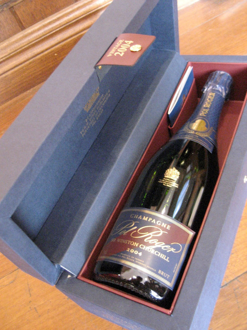 [SOLD-OUT] Pol Roger Sir Winston Churchill 2004