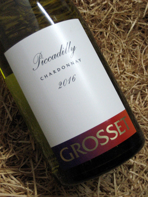 [SOLD-OUT] Grosset Piccadilly Chardonnay 2016