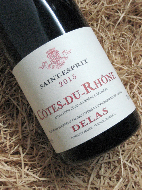 [SOLD-OUT] Delas Cotes du Rhone Saint-Esprit Rouge 2015