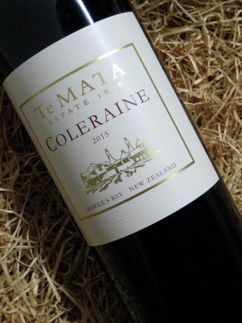 [SOLD-OUT] Te Mata Coleraine Cabernet Merlot 2015